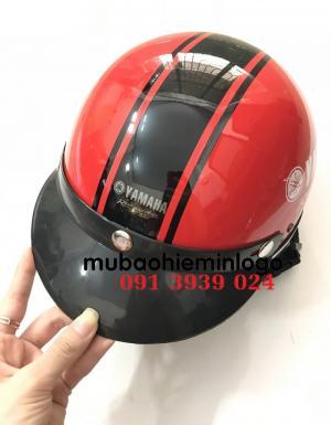 Báo giá sản xuất nón bảo hiểm in logo công ty.