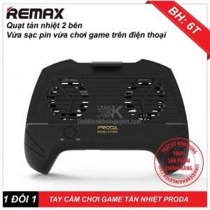 Tay Cầm Chơi Game Tản Nhiệt Kiêm Pin Dự Phòng Remax PRODA PD-D05