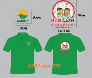 Xưởng may chuyên áo thun đồng phục giá rẻ, nhận tư vấn thiết kế miễn phí toàn quốc