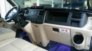 Bán Ford Transit 2.5L sx 2k17 chạy đúng 40.000km