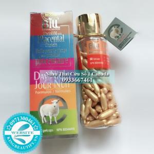 Nhau Thai Cừu Sữa Ong Chúa và Vitamin E (SPF/15), 90 viên nang (Bill Natural Sources)