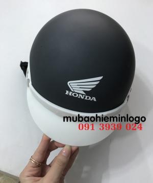 Báo giá sản xuất nón bảo hiểm in logo công ty TẠI Bình Dương