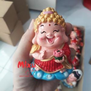 Tượng Chibi Phật Tổ 9cm