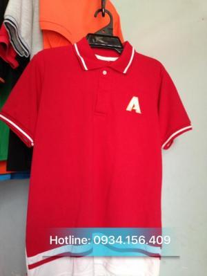 Xưởng may áo thun đồng phục công nhân dịp cuối năm