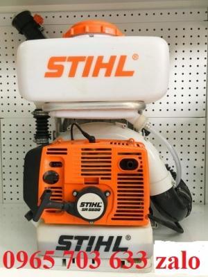 Máy phun thuốc STIHL SR 5600, máy phun dịch vụ cực tốt, giá rẻ.