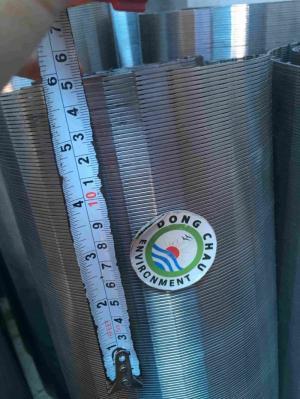 Ống lọc khe 0.3 mm, đường kính 114 mm, DOE, dài 1m
