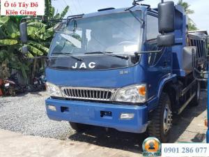 Xe ben Jac 7.8 tấn - Công ty ô tô Tây Đô Kiên...