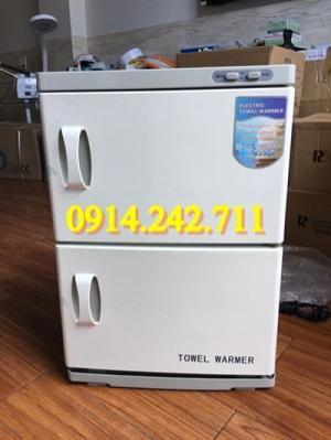 Tủ ủ ấm và tiệt trùng khăn RTD-46A mới