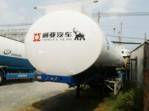 Chuyên bán mooc bồn chở xăng dầu Tongya 40m3, bán trả góp 80%, lãi xuất thấp,giao toàn quốc.