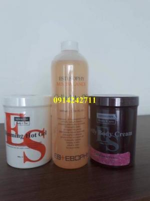 Bộ 3 kem giảm béo Estesophy