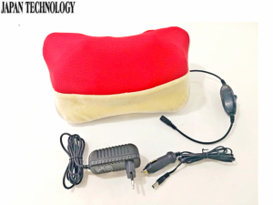 Gối Massage Hồng Ngoại Car Massage Pillow 6 Bi - MSN383264