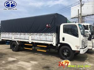 Đánh giá xe tải Isuzu 8 tấn, đặc điểm loại xe...
