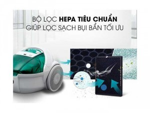 May hút bụi Hitachi