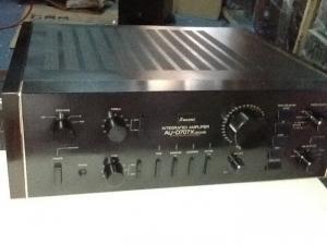 Chuyên bán Ampli Sansui 707 DECADE hàng bải tuyển