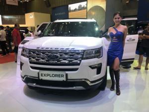 Xe Ford Explorer 2019 trả trước 400 triệu có xe giao ngay tại Gia Định Ford