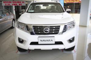 Nissan Navara VL 2018 Màu Trắng