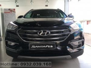 Hyundai SantaFe 2018 bản Xăng Full Option Hàng Hiếm - Siêu Hot - Hỗ Trợ Trả Góp - Có Sẵn - Giá Hấp Dẫn