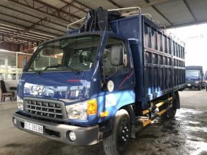 Giá xe tải Hyundai HD120S 8 tấn thùng inox...