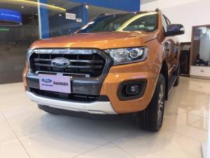 Ford Ranger 2.0 Bi Turbo màu cam - Tặng phụ kiên, giảm giá tiền mặt tại Ford Gia Định, trả trước 200 triệu là có xe ngay