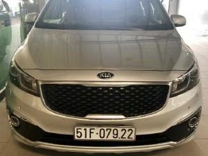 Kia Sedona 3.3L..máy xăng,xe cá nhân sử dụng..bản full option..
