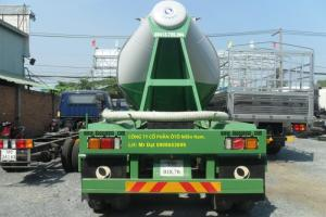 Bán Mooc bồn xitec chở Xi măng (rời,Xá, Tro bay),xe có sẵn,giá rẻ toàn quốc.