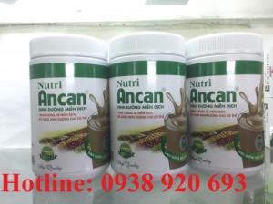 Nutri Ancan Tăng cường hệ miễn dịch bổ dung dinh dưỡng cho cơ thể