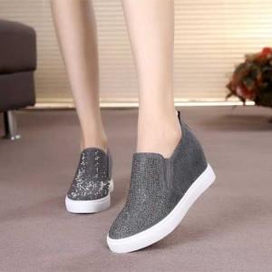 Giày nữ tăng chiều cao sang trọng