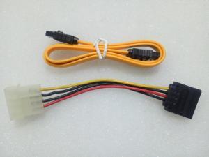 Combo Bộ sản phẩm: Dây cáp nguồn và cáp ổ cứng SATA máy bàn PC