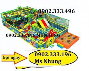 Bán khu liên hợp khu vui chơi trẻ em, kinh doanh khu liên hoàn