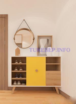 Tủ giày với phong cách mới sang trọng và hiện đại