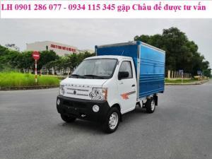 Bảng giá xe tải Dongben 770kg/ 810kg / 870kg + công nghệ Châu Âu + giá rẻ nhất