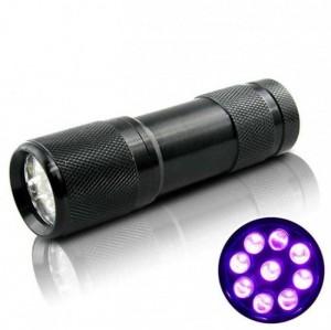 Đèn Sấy Keo UV Led 9 Bóng 3W - UV9