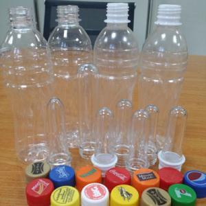 Chuyên cung cấp chai PET, bao bì nhựa, Nắp các loại, túi PE