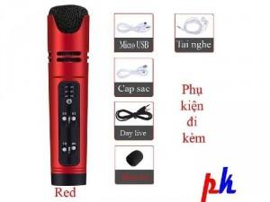 Micro kiêm sound card C16