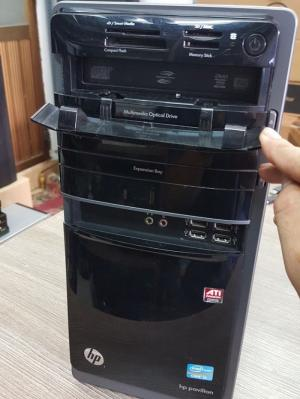 Thùng Hp 7000 case đứng: H61, i5-2400s, 4GB, 250GB, Wifi N, DVD-RW