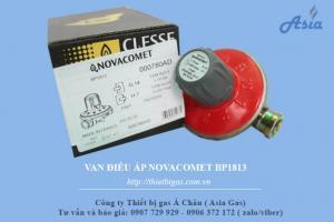 Van giảm áp gas BP1813 Novacomet 4kg/h