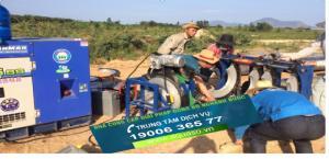 Cho thuê máy hàn ống HDPE