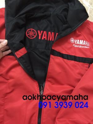 Áo khoác Honda, áo khoác Yamaha, áo khoác đồng phục giá rẻ