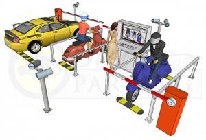 Phần mềm hệ thống bãi giữ xe thông minh