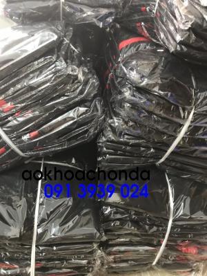 áo gió yamaha 2 mặt xanh đen, áo gió yamaha 2 mặt giá rẻ xưởng may áo đồng phục nhanh rẻ