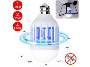 Bóng đèn Led 2 trong 1 chống muỗi và côn trùng