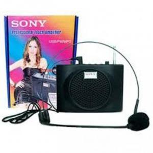 Máy trợ giảng Sony Sn-898 nhỏ gọn, hỗ trợ USB, thẻ SD