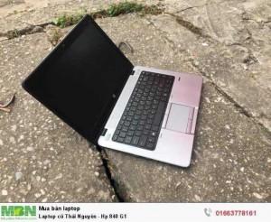 Laptop cũ Thái Nguyên - Hp 840 G1