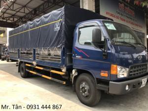 Xe tải Hyundai HD120SL tải trọng 8 tấn, thùng...