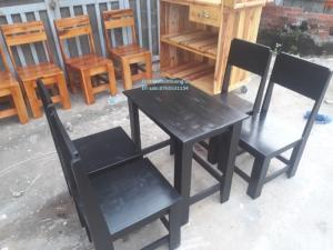 Bàn ghế cafe MILANO giá rẻ.
