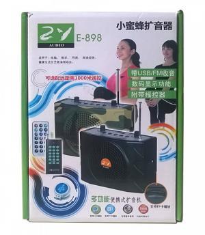 Máy trợ Giảng Mini ZY E-898 giảm giá 6%