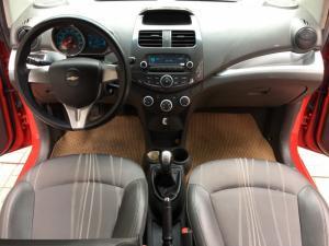 Bán Chevrolet Spark LT 1.2MT màu đỏ số sàn...