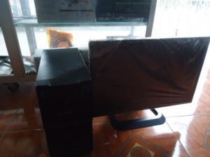 Bộ Máy Bàn H61 Và Màn Hình Dell 23in