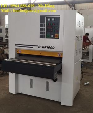 Máy chà nhám thùng R-RP1000/630-P HOT nhất ngành gỗ Hồ chí minh