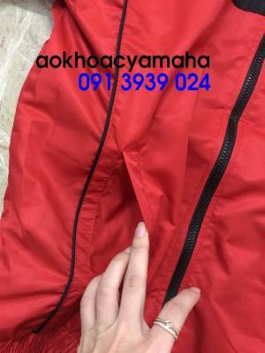 Áo gió đồng phục Yamaha, áo gió Yamaha bán lẻ tại tphcm